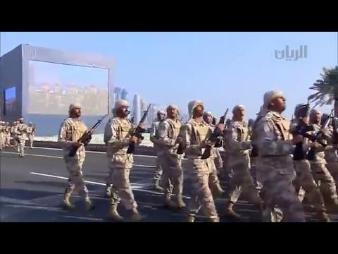 شيلة يا مطوعين الصعايب -اليوم الوطني        2016  Qatar national day  official song l