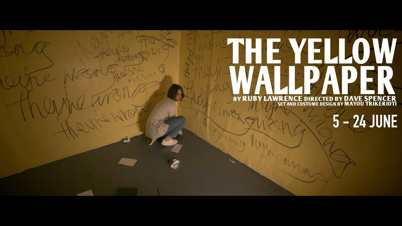 The Yellow Wallpaper Trailer Subtitles Youtube