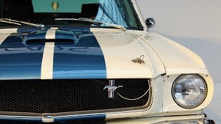 1965 Ford Mustang Shelby GT350 [Walkaround] - The Euro Car Show