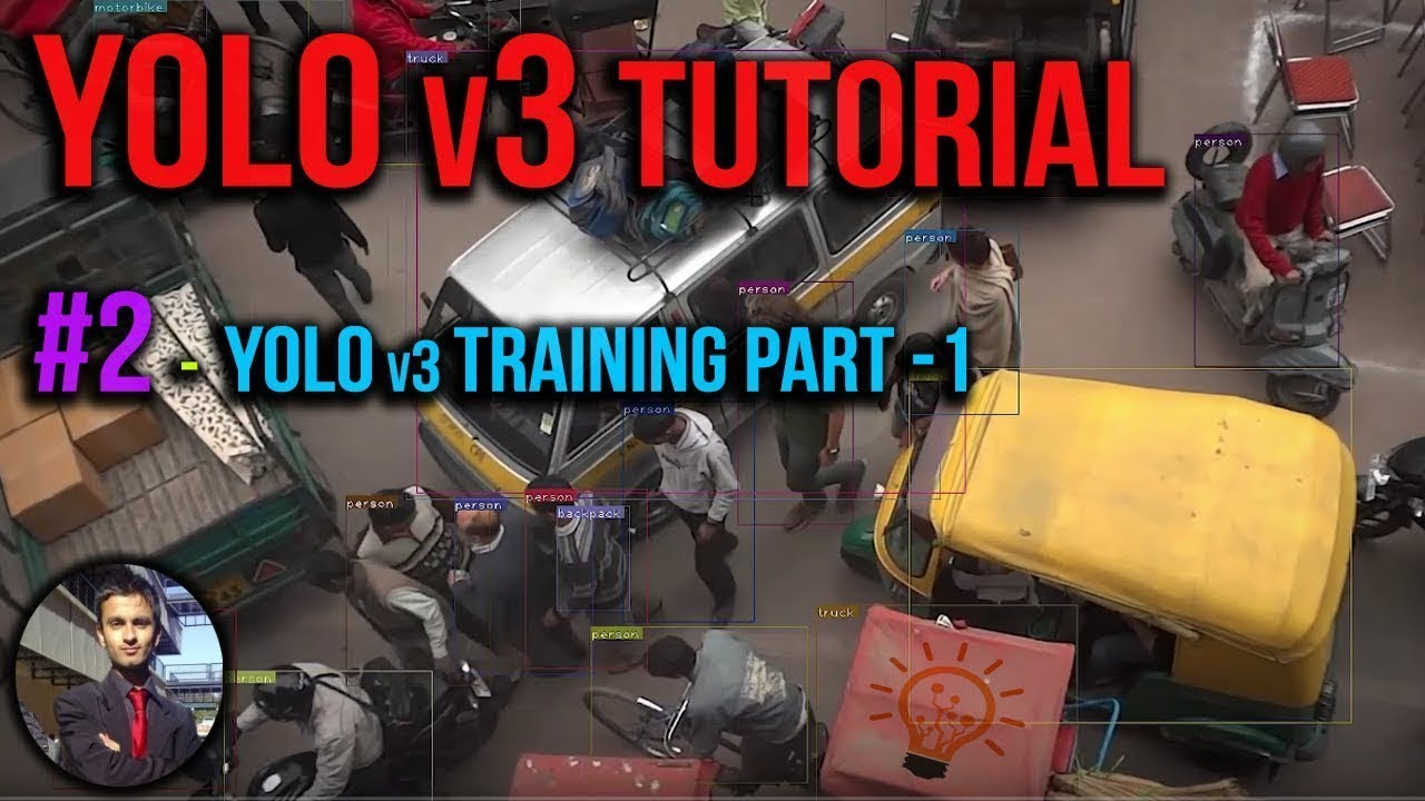 Yolo v3 Tutorial #2 - Object Detection Training Part 1 - Create a  Supervisely Cluster