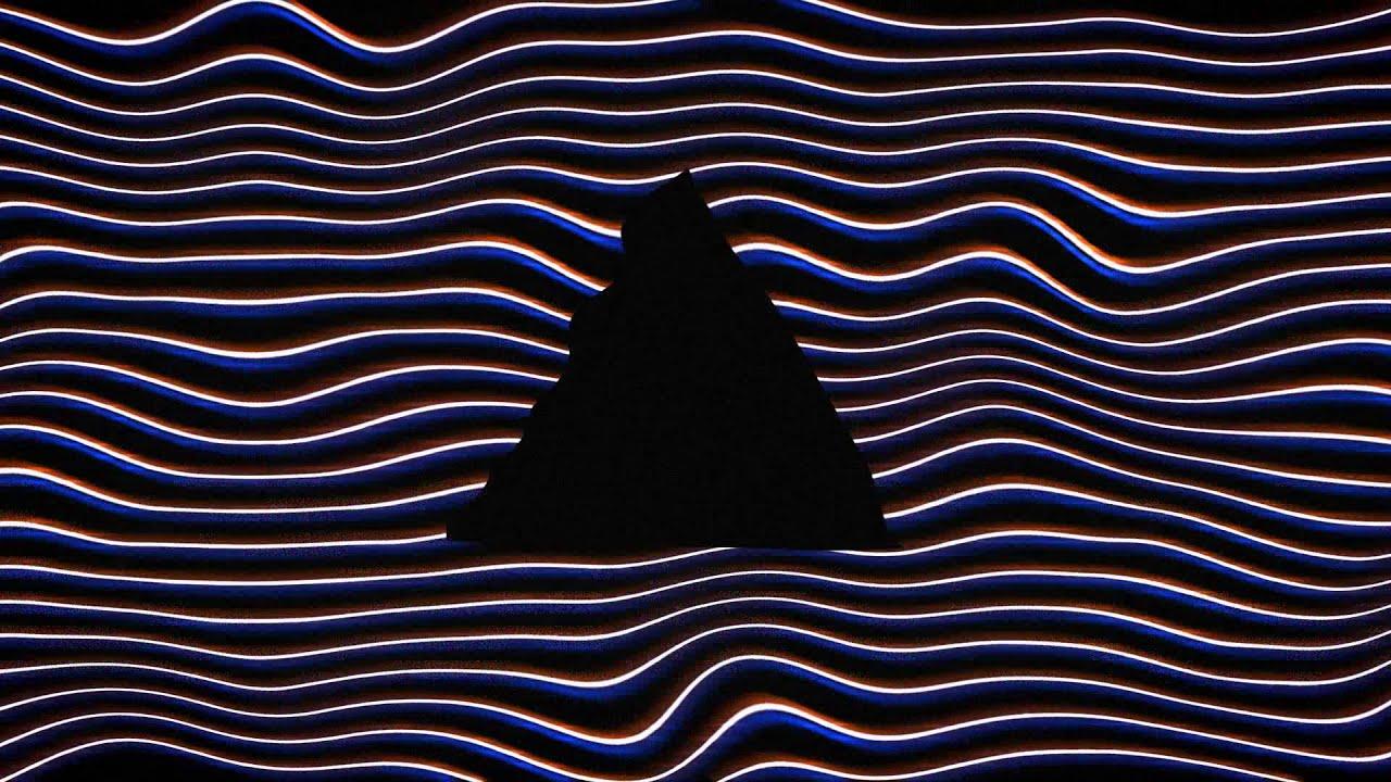Dark Glitch Logo Reveal