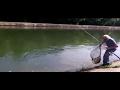 Bank Fishing For Big Carp