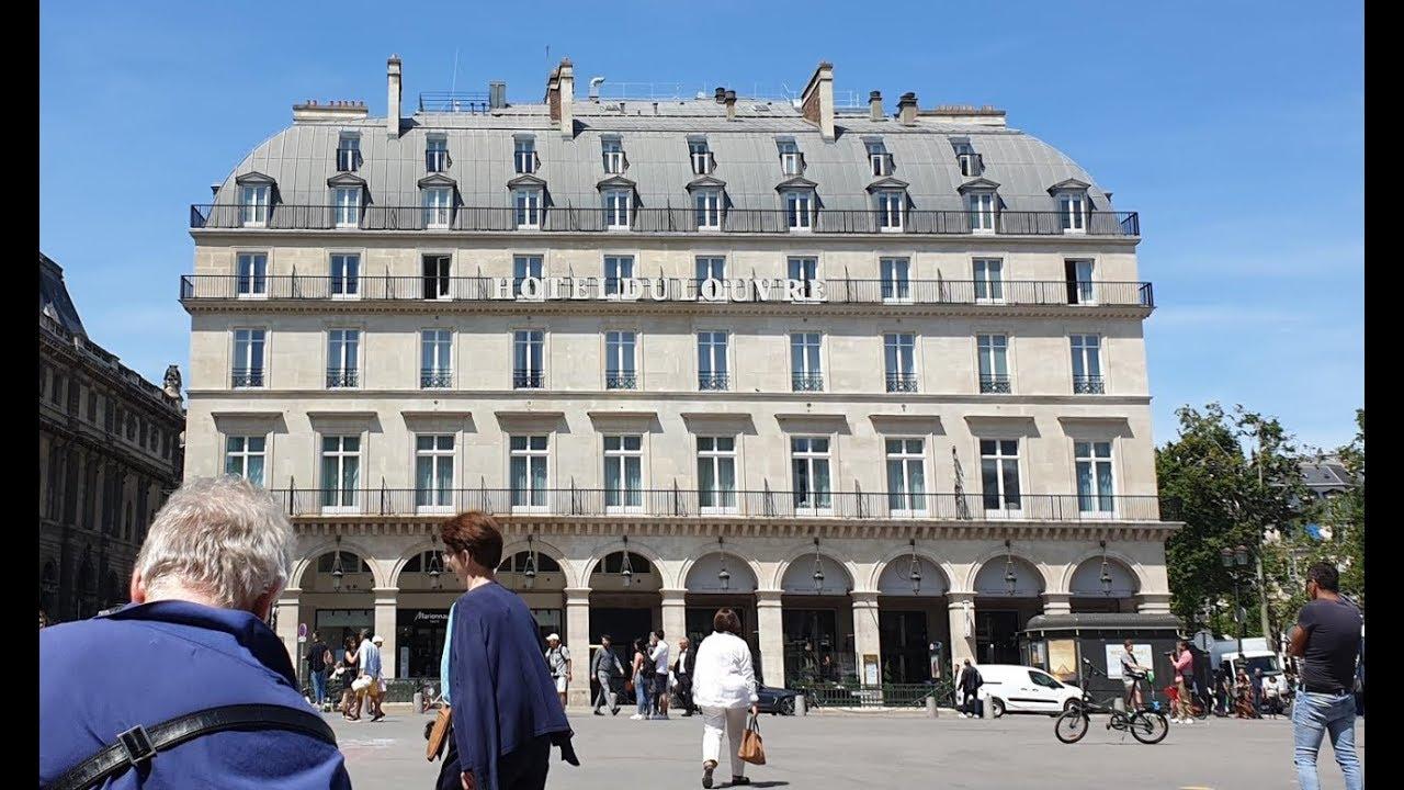 Hotel Du Louvre, Hyatt Unbound Collection, Paris, France - Review of  Courtyard Suite 117