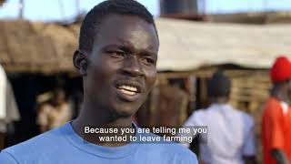 Uganda's food waste warrior aims to help farmers - BBC News