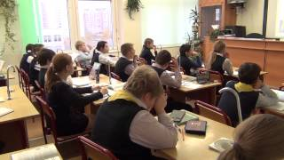 Фрагмент урока биологии Тищенко И.Н.