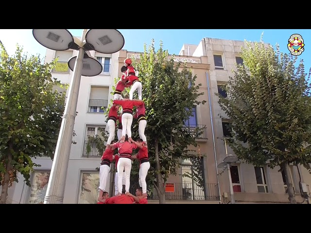 4d7 Castellers Alt Maresme @ Mataró (03/11/2019)