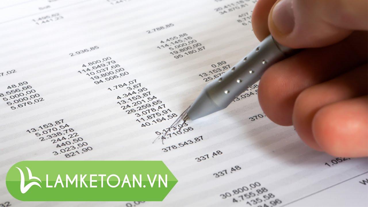 [Kế toán thuế – P37] Cách viết hóa đơn kèm theo bảng kê chi tiết bán hàng