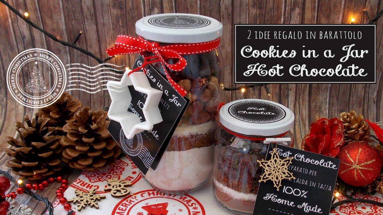 Gift in a jar 2 idee regalo in barattolo biscotti for Idee regalo per una cavallerizza