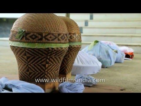 Heijingpot - Manipuri wedding rituals