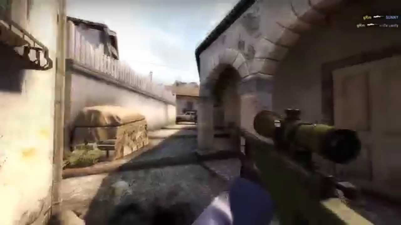 counter-strike: global offensive amateur fragmovie awp 3k and ace on