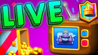 CLASH ROYALE LIVE BATTLES & GEMMING - YouTube Gaming New SUPER CHAT