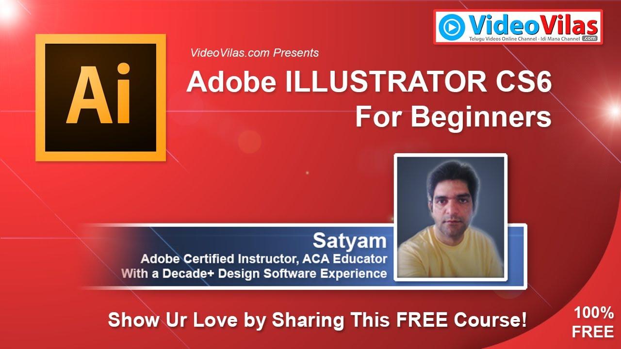 Adobe Illustrator CS6 Tutorial by Adobe Certified Instructor ...