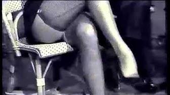 Teasing ~ Stockings Blog and Nylon Stocking Tease Fun