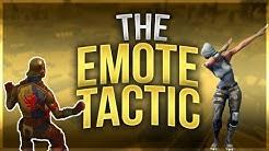 HOW TO GET KILLS USING EMOTES (Fortnite Battle Royale)