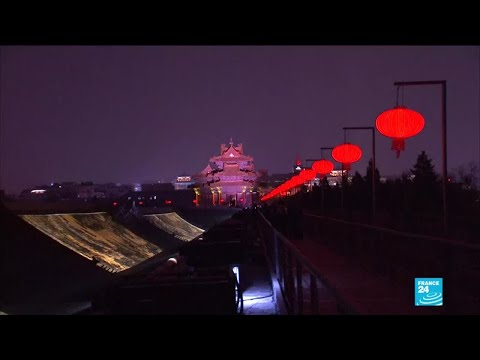 Beijing's Forbidden city open after dark for the first time in almost a century Mp3