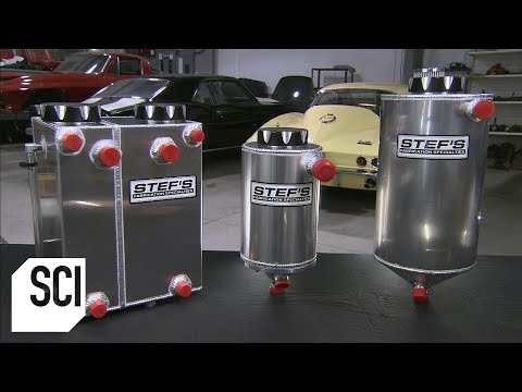 Race Car Oil Tanks | How It's Made