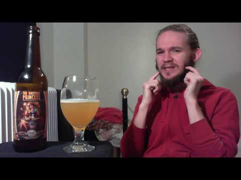 Beer Review #978: Amager Bryghus - The Bastard Princess (Denmark)
