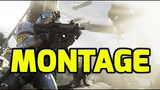 MONTAGE (Call of Duty: Infinite Warfare PS4)