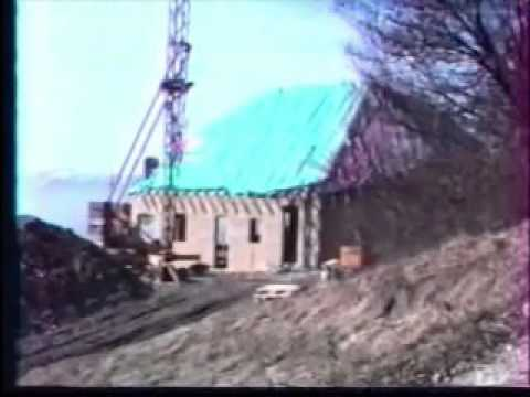Hempcrete Home Mens, Isère, France 1994 | CANOSMOSE® | True Hemp Clothing Internationall