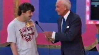 """Rain Man"" Michael on The Price is Right"