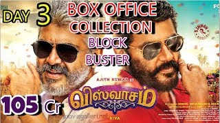 Viswasam movie box office collection day 3/blockbuster/worldwide/ Thala Ajith