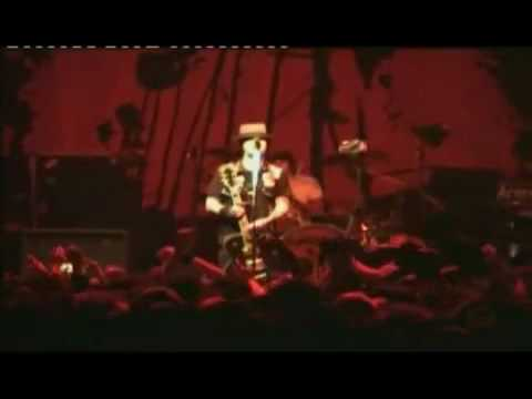 Rancid - Fall Back Down Live