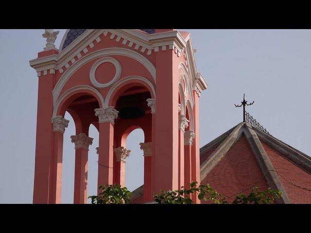 Trùng tu nhà thờ: Từ 17/01 đến 21/04/2021