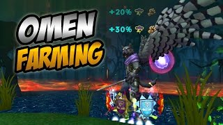 Wizard101: ANOTHER MOUNT?? - Omen Stribog Farming