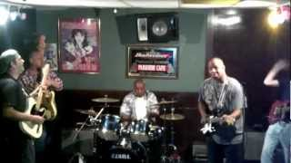 Patrick Williams and the Blues Express with guest Ryan Hall - Voodoo Child