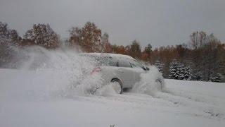 Subaru Outback king of Allroad