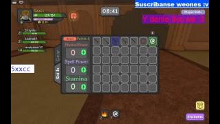jugando roblox