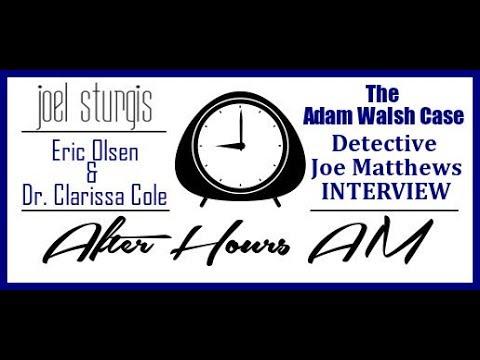 Detective Matthews Talks