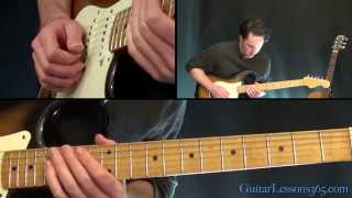 Foreplay/Long Time Guitar Lesson - Boston - Part 2