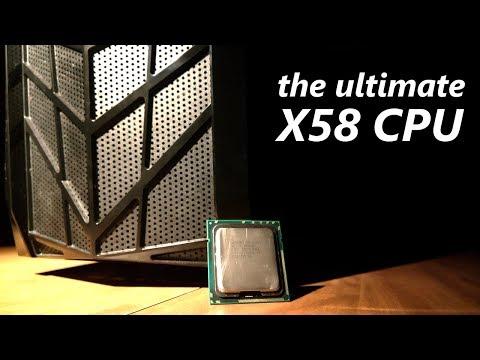 The Ultimate X58 CPU   Intel Xeon W3690