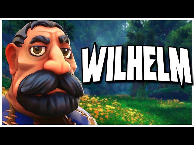 Grubby | WC3 | Wilhelm!