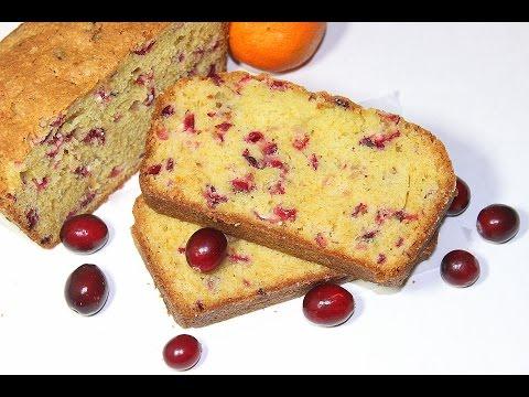 Cranberry Orange Loaf Cake By Pachakalokam