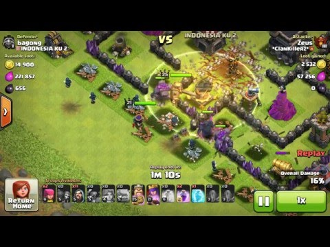Clash Of Clans - Nerf Earthquake Spells? Let's discuss!