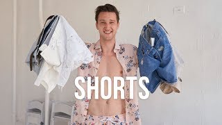 Top 8 Different Types of Shorts for Summer | Men's Fashion | Outfit Inspiration
