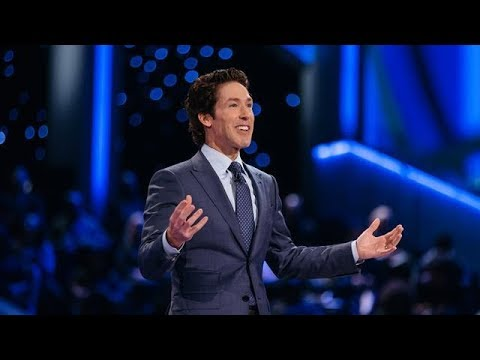 Faith For The Middle - Joel Osteen