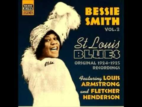 Florida Bound Blues (Bessie Smith, 1925) Jazz Legend