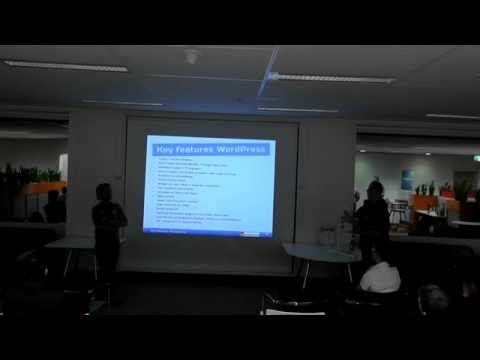 Port80 Sydney: Diving into WordPress and Joomla, a comparison between two CMSs