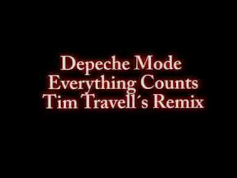 Depeche Mode Everything Counts Tim Travells Remix 12 2018