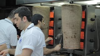 The Best Turkish Doner kebabs in London