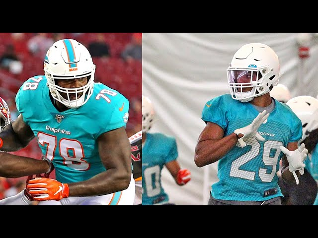 Dolphins GM Chris Grier: 'We didn't give up on our first round draft picks'
