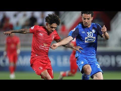 Al Duhail SC 3-0 Esteghlal FC (AFC Champions League 2019: Group Stage)