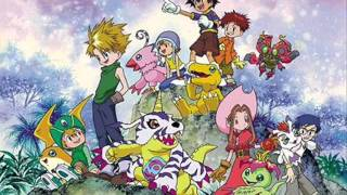 Digimon OST - Brave Heart