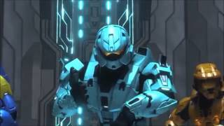 Red Vs Blue Take Back The Night (AMV)