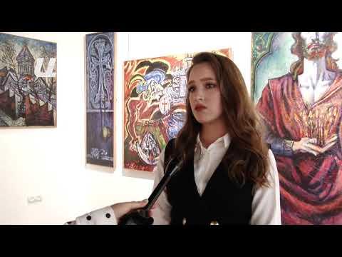 Հայազգի նկարիչը առաջին անգամ է ցուցադրվում Հայաստանում