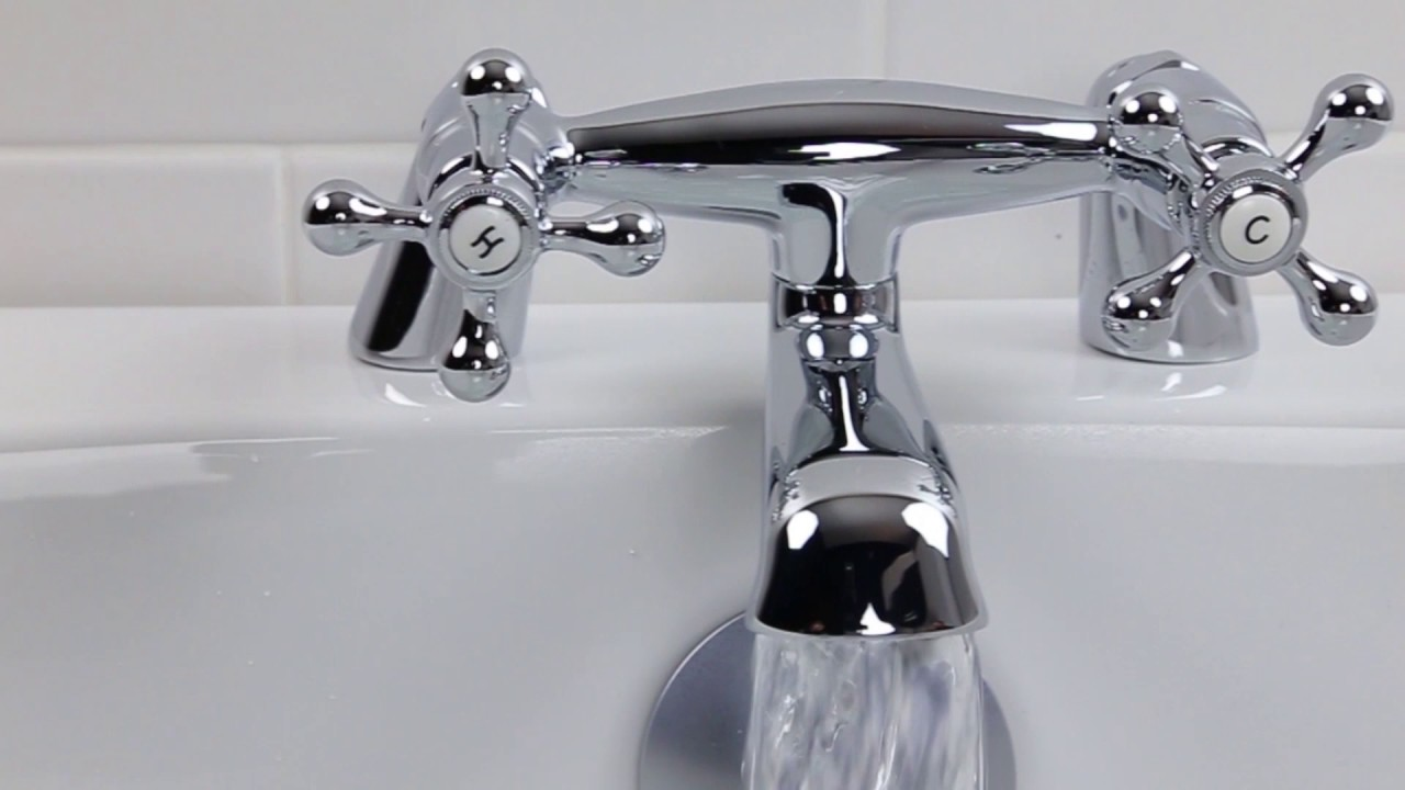 Types of bathroom taps - Plumbworld - YouTube