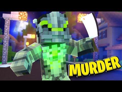 *Overwatch Mod* Minecraft Murder Mystery - Minecraft Modded Minigame | JeromeASF